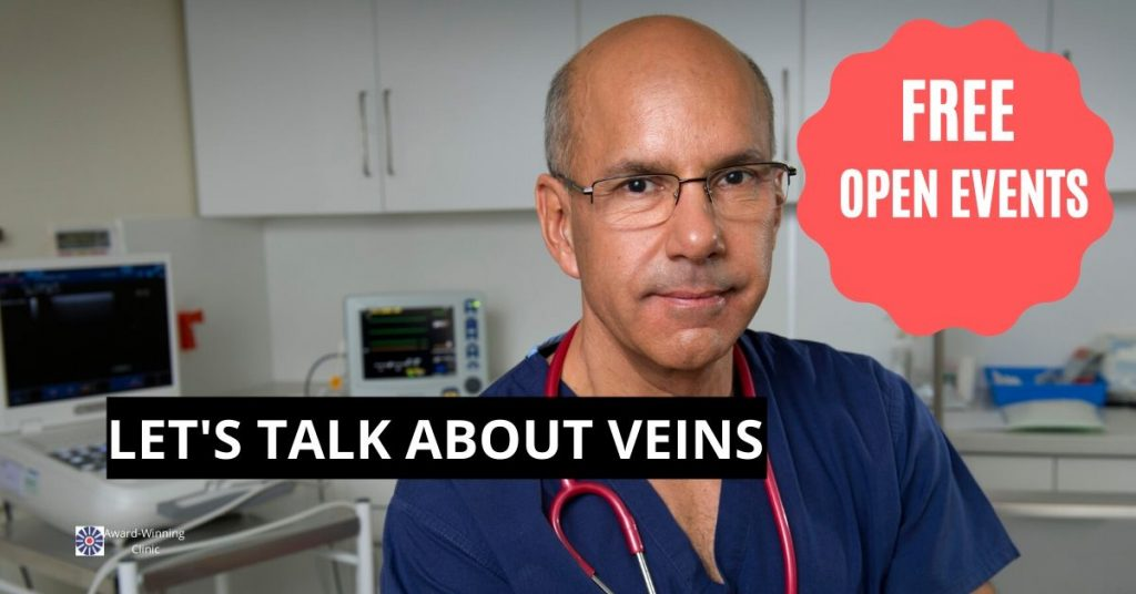 varicose vein open events
