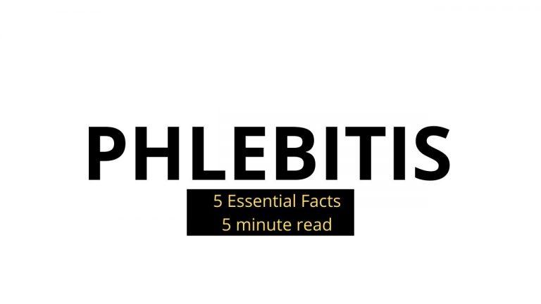 Superficial-vein-thrombosis-phlebitis