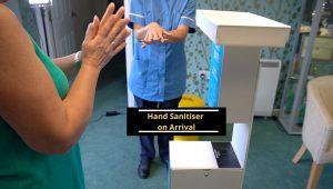 hand-sanitiser-on-arrival